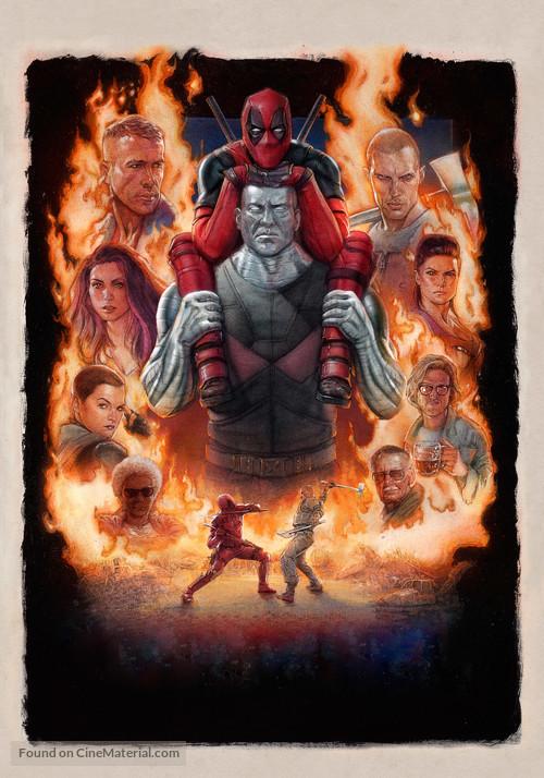 Deadpool - Key art