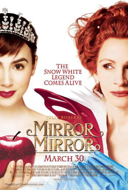 Mirror Mirror - Movie Poster