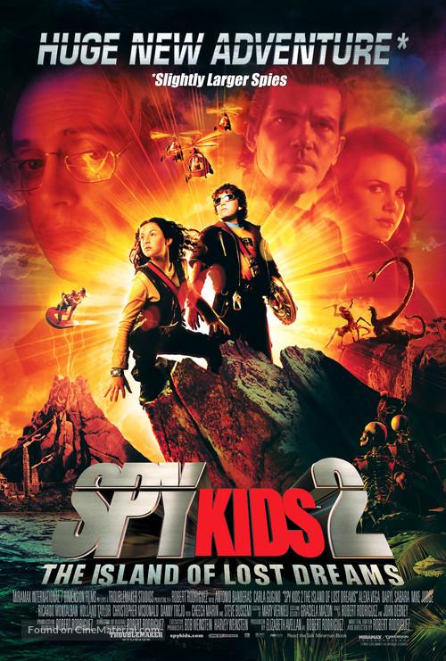 Spy Kids 2 - Movie Poster