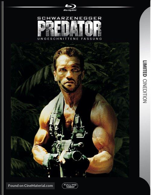 Predator - German Movie Cover