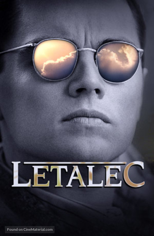 The Aviator - Slovenian Movie Poster
