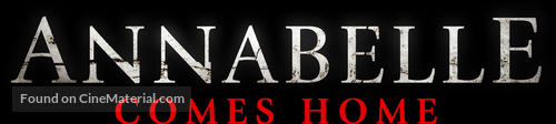 Annabelle Comes Home - Logo