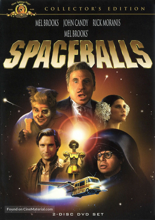 Spaceballs - DVD cover