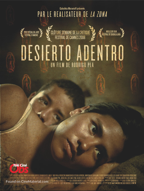 Desierto adentro - French Movie Poster