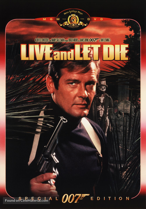 Live And Let Die - Movie Cover