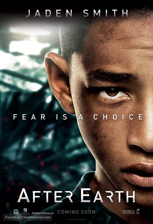 After Earth - Movie Poster