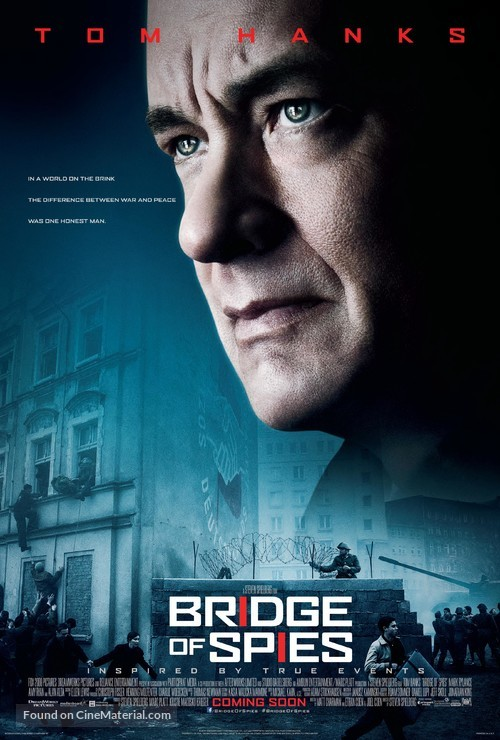 Bridge of Spies - Movie Poster