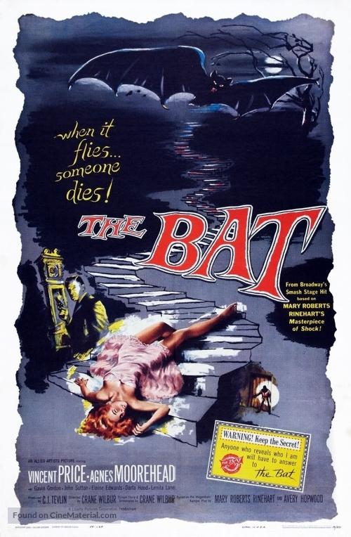 The Bat - Movie Poster