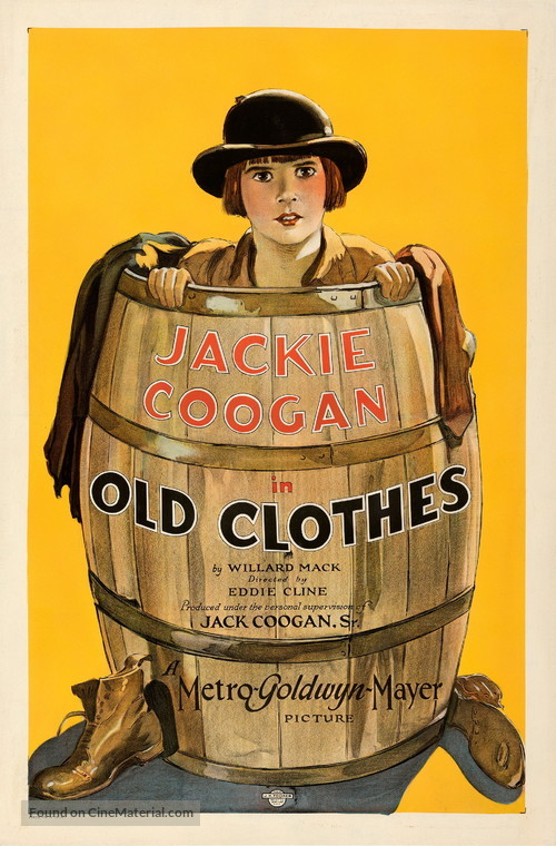 Old Clothes - Movie Poster