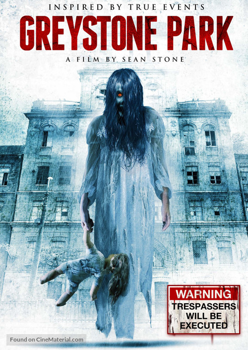 Greystone Park - DVD cover