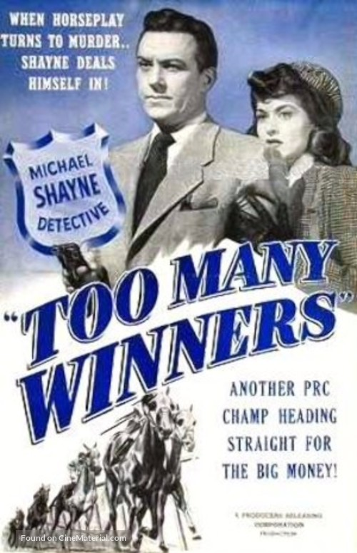 Too Many Winners - poster