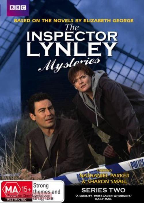 """The Inspector Lynley Mysteries"" - Australian Movie Cover"