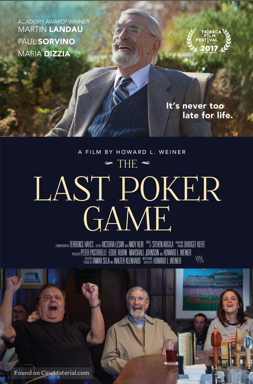 Abe & Phil's Last Poker Game - Movie Poster