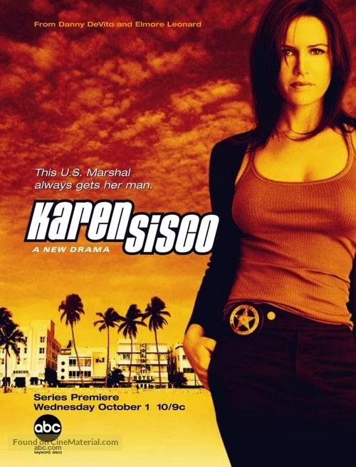 """""""Karen Sisco"""" - Movie Poster"""