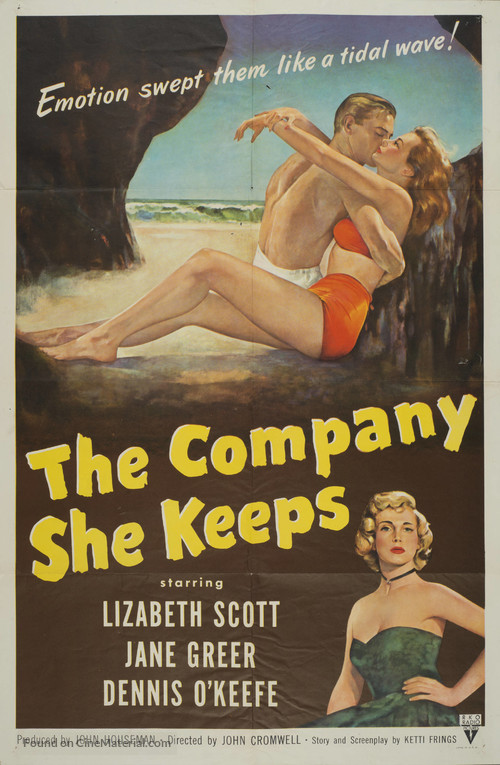 The Company She Keeps - Movie Poster