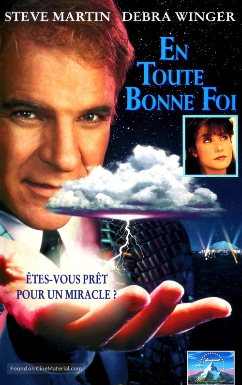Leap of Faith - French VHS movie cover
