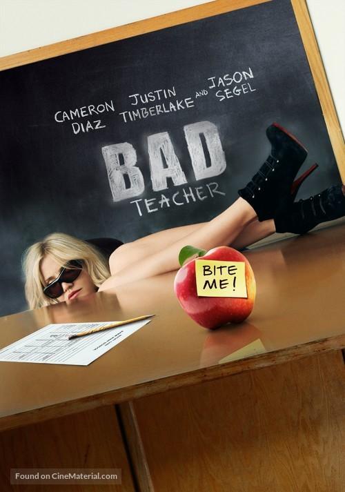 Bad Teacher - Movie Poster