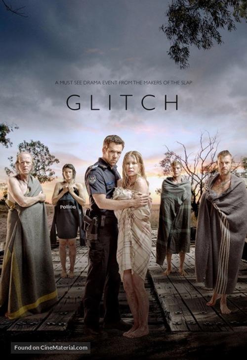 """Glitch"" - Australian Movie Poster"