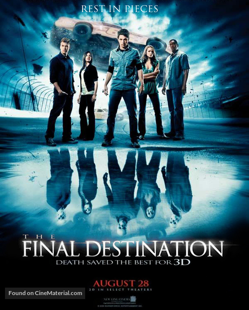 The Final Destination - Movie Poster