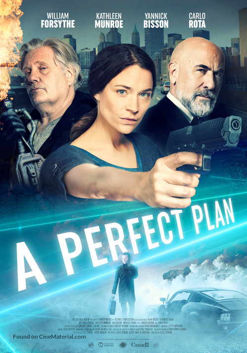 A Perfect Plan - Canadian Movie Poster