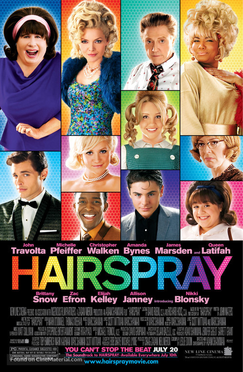 Hairspray - Movie Poster