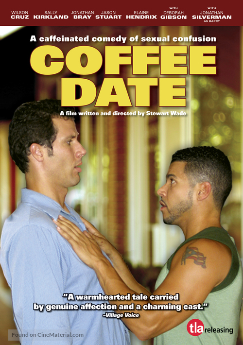 Coffee Date - DVD movie cover