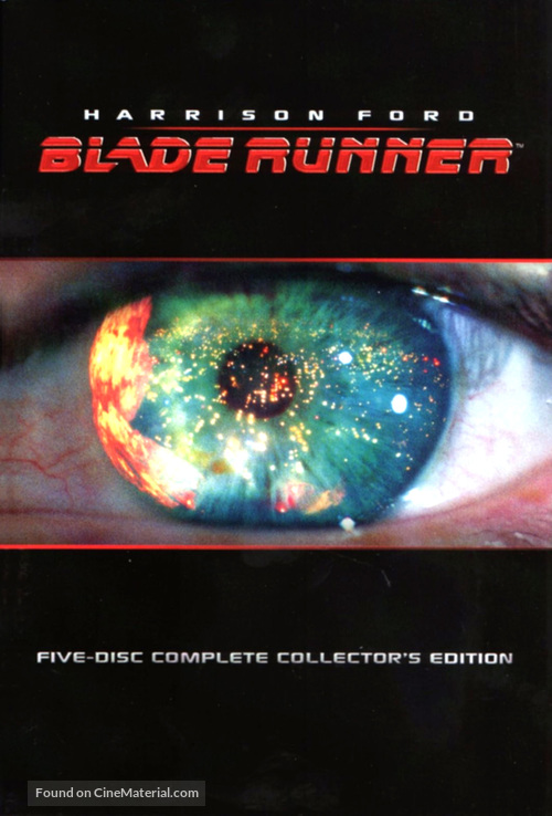 Blade Runner - Movie Cover