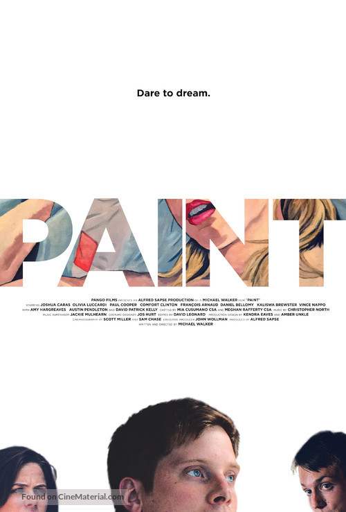 Paint - Movie Poster