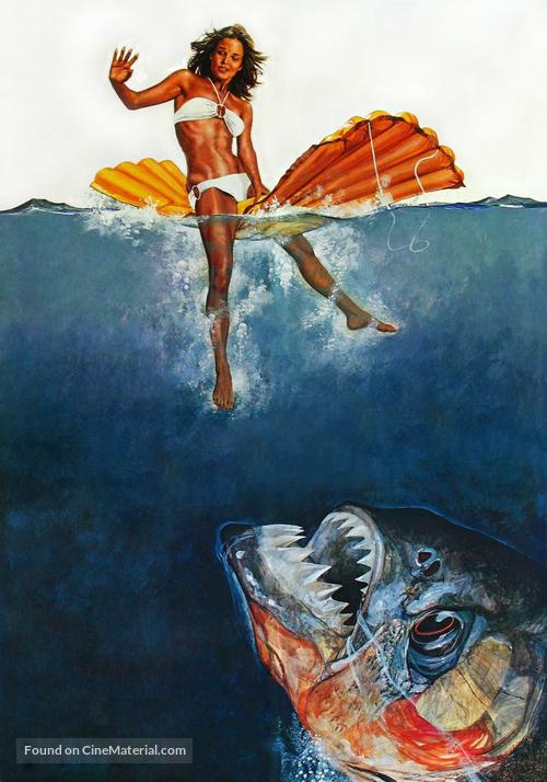 Piranha - Key art