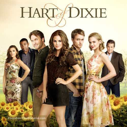 """Hart of Dixie"" - Movie Poster"