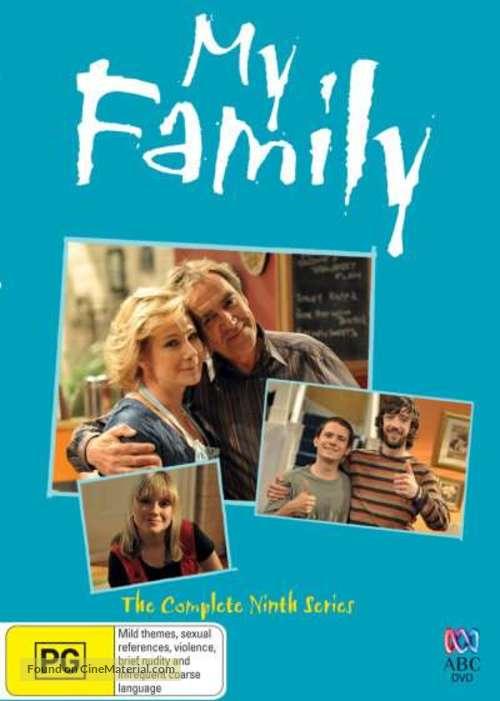 """My Family"" - Australian DVD movie cover"