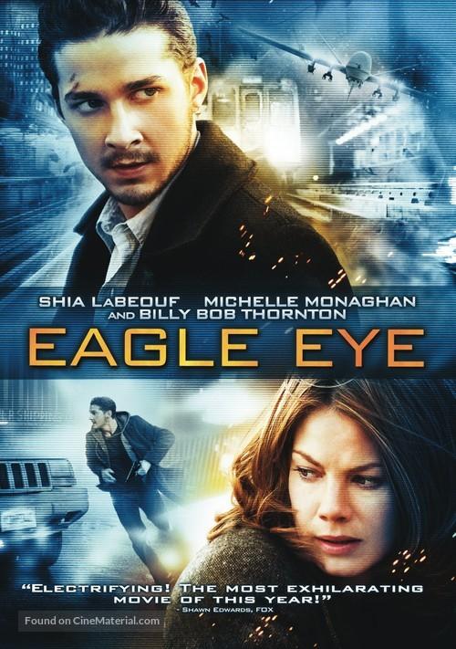 Eagle Eye - DVD movie cover