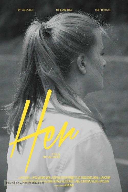 Her - Irish Movie Poster