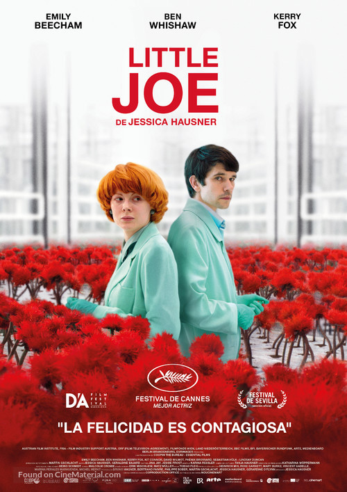 Little Joe - Spanish Movie Poster