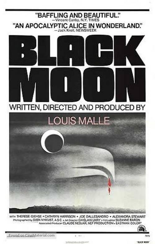 Black Moon - Movie Poster