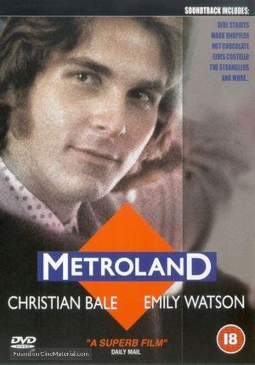 Metroland - British Movie Cover