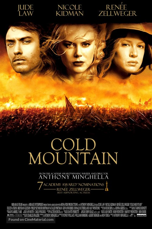 Cold Mountain - Movie Poster