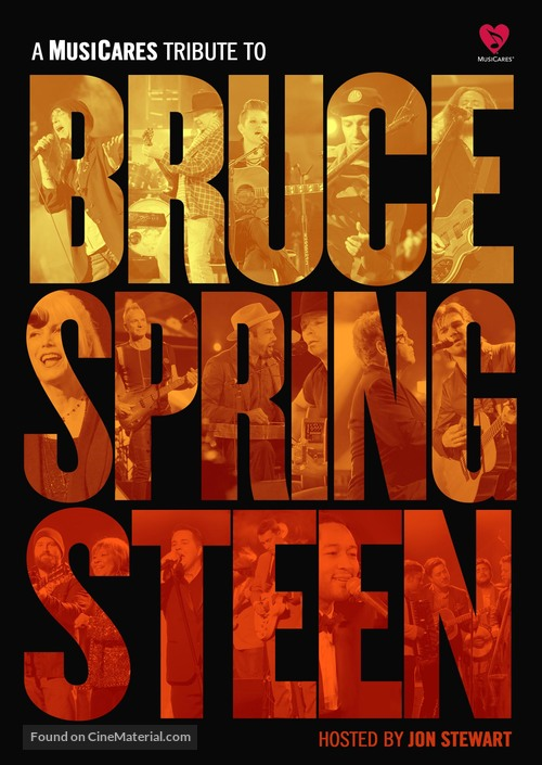 A MusiCares Tribute to Bruce Springsteen - DVD movie cover