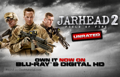 Jarhead 2: Field of Fire - poster