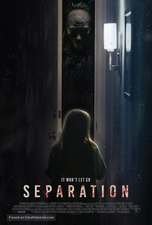 Separation - Movie Poster