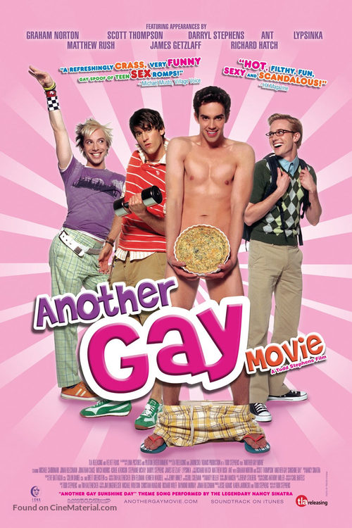 Another Gay Movie - Movie Poster