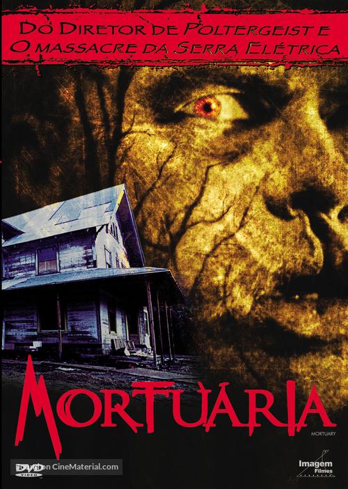 Mortuary - Brazilian Movie Cover