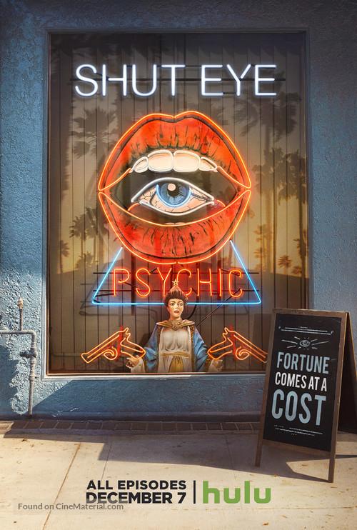 """""""Shut Eye"""" - Movie Poster"""