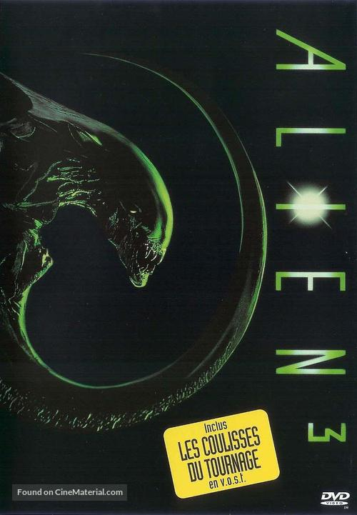 Alien 3 - French Movie Cover