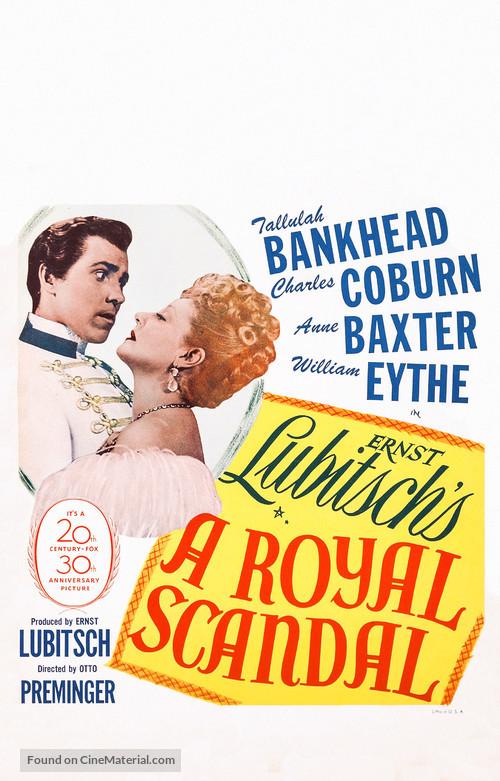 A Royal Scandal - Movie Poster