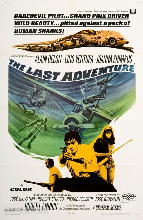 Les aventuriers - Movie Poster
