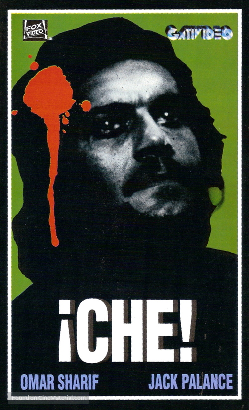 Che! - Argentinian VHS movie cover