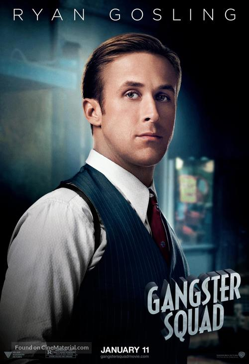 Gangster Squad - Movie Poster