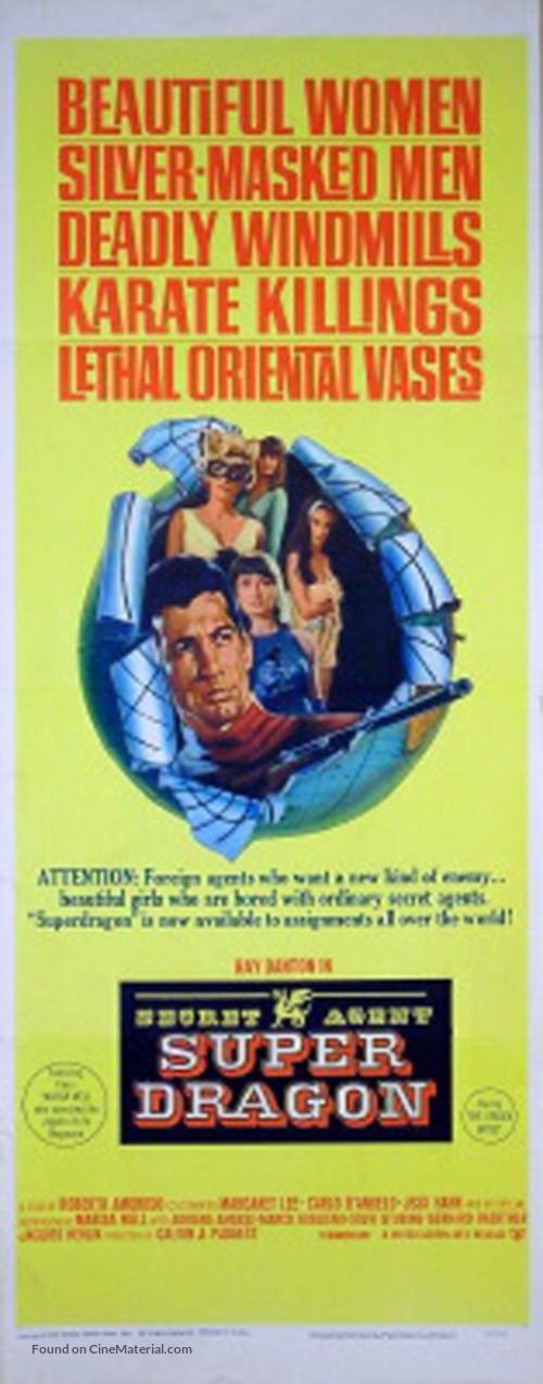 New York chiama Superdrago - Movie Poster
