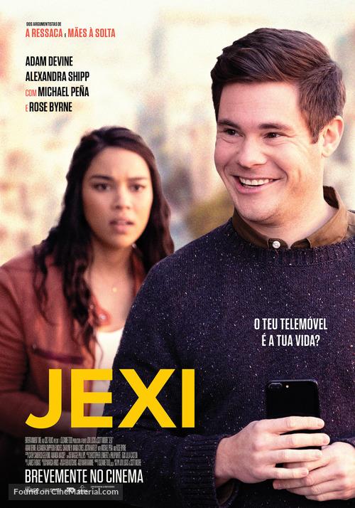 Jexi - Portuguese Movie Poster